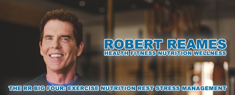 Robert Reames - fitness and nutrition expert